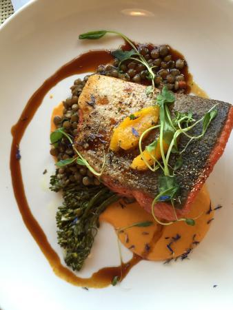 Bilde fra Alpenglow Restaurant- Grande Denali Lodge