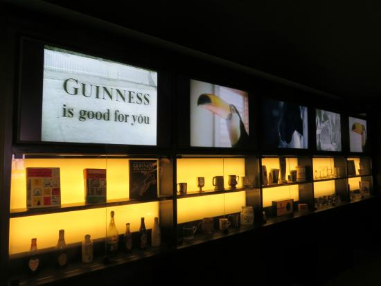 Guinness Storehouse: It may be good for you!