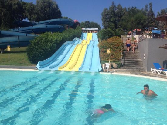 Acqua Verde: Bella giornata in piscina