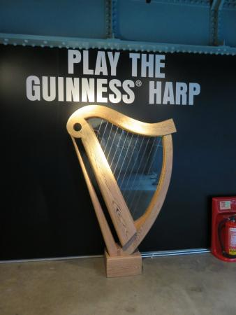 Guinness Storehouse: Very badly in my case!