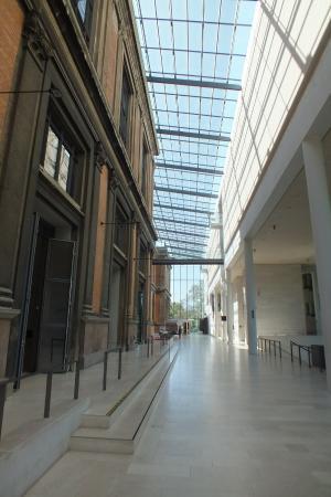 Nasjonalgalleriet i Danmark: musée ancien et extension moderne...