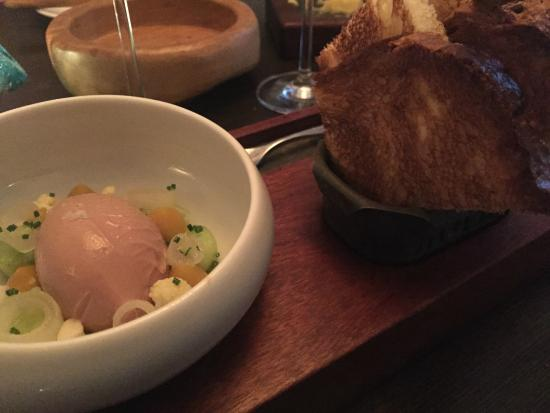 Paul Ainsworth at No. 6: Pickled Duck!