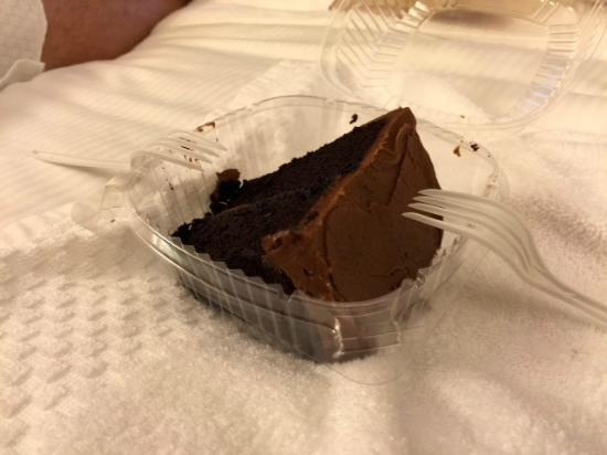Blossom Bakery NYC: Vegan Chocolate Cake