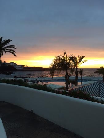Hotel El Tope: I tramonti favolosi