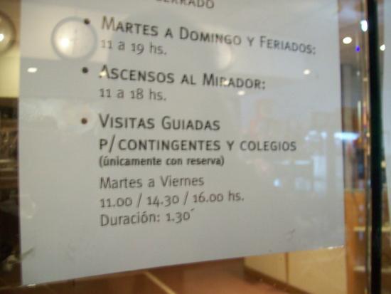 Catedral de la Plata: detalles y horarios