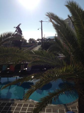 Kafouros Hotel: Balcony
