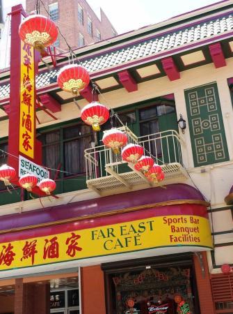 Chinatown: Chinese