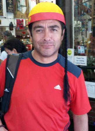 Chinatown: My favorite Chinese guy!