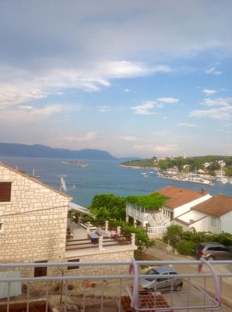 Villa Marlais: View