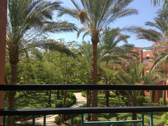 TUI Magic Life Sharm el Sheikh: View from room