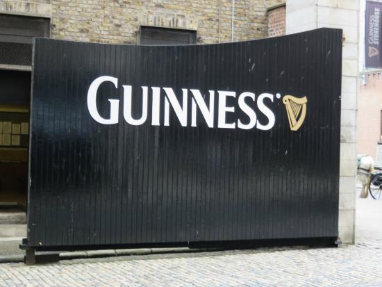 Guinness Storehouse: In case you have forgotten!
