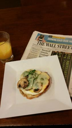 Hyatt Place Indianapolis/Keystone: Breakfast at the Hyatt