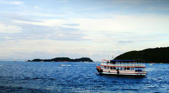 Koh Lan (Coral Island): Ferry from/to Koh Larn