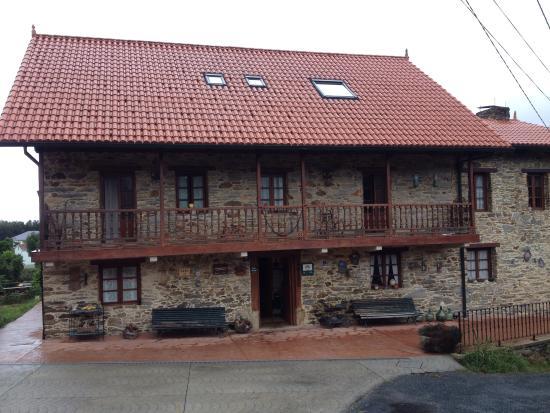 Casa De Sixto: Fachada
