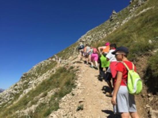 Family & Wellness Hotel Shandranj: Monte Corno Nero Val di Fiemme