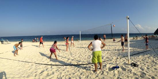 Dreams Riviera Cancun Resort & Spa: múltiples actividades y entretenciones