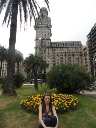 Plaza Independencia: praça