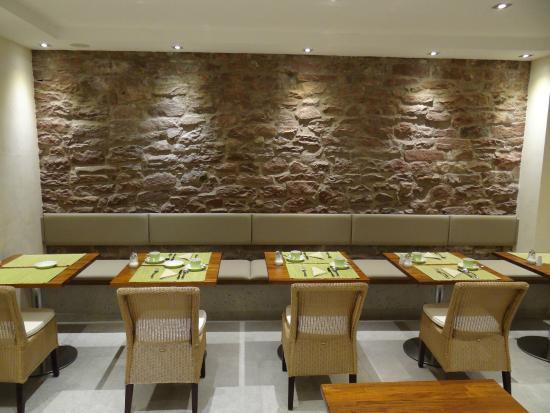 Bella Riva Hotel: Frühstücksraum