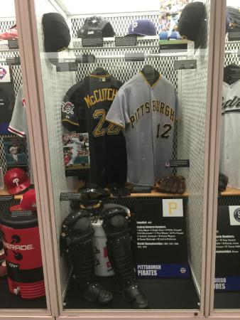 National Baseball Hall of Fame and Museum: Pirates