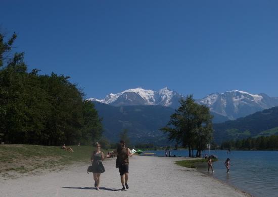 Lac Vert: Stunning views of Mont Blanc