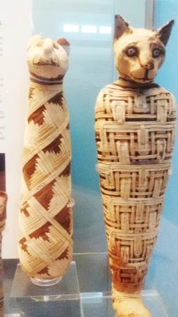 Britisk Museum: la coleccion de objetos de egipto