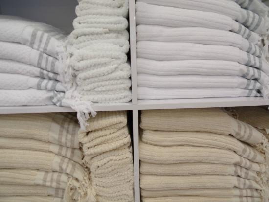 Jennifer's Hamam: towels