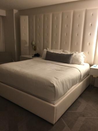 Delano Las Vegas: Typical bedroom