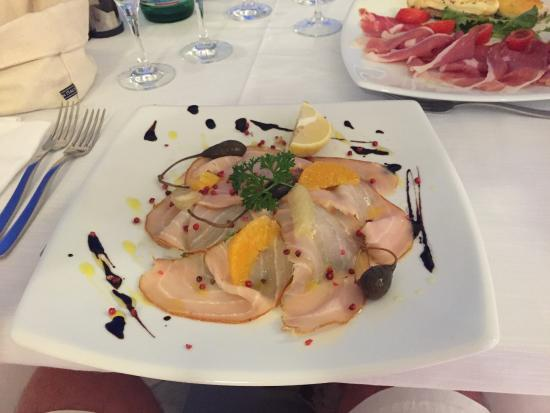 Hotel Miramare Stabia: Hotel food and hotel itself..beautiful hotel