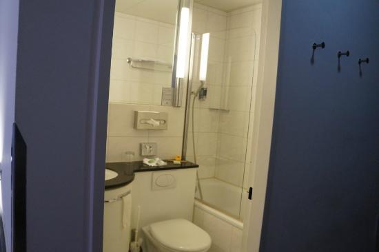 Sorell Hotel Seidenhof: Bath