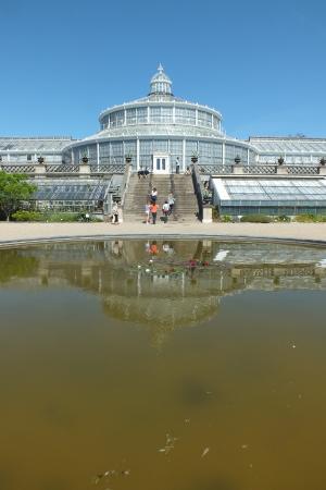 Botanical Gardens (Botanisk Have): la serre
