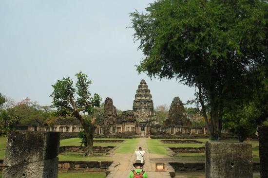Prasat Hin Phimai (Phimai Historical Park): Prasat Hin Phimai