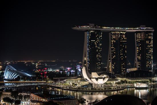 Swissotel The Stamford Singapore: Stay for 3 days, very nice view !