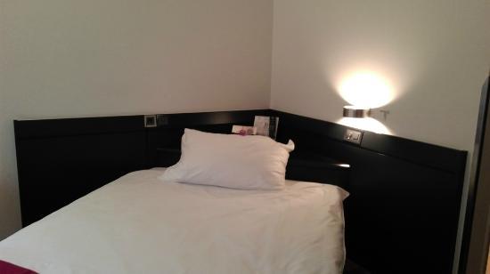 Sorell Hotel Seidenhof: Comfortable bed
