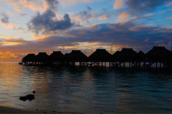 Hilton Moorea Lagoon Resort & Spa: Hilton moorea