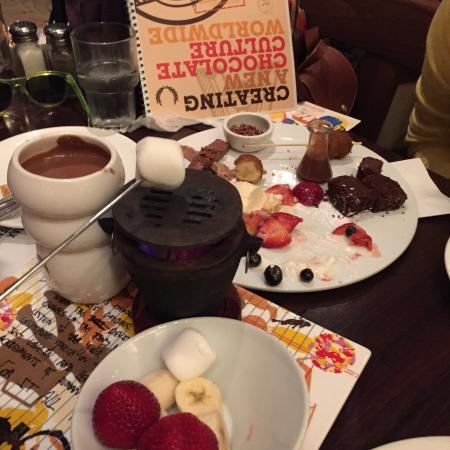 Bilde fra Chocolate by the Bald Man, Max Brenner