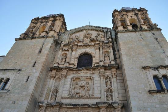 Templo de Santo Domingo de Guzman: Церковь Санто-Доминго