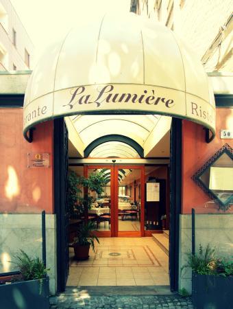 Hotel de Paris: ristorante