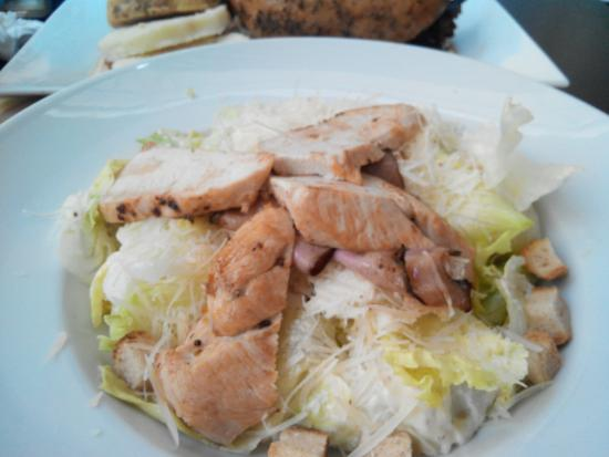 "Restaurace 22: Салат ""Цезарь"""