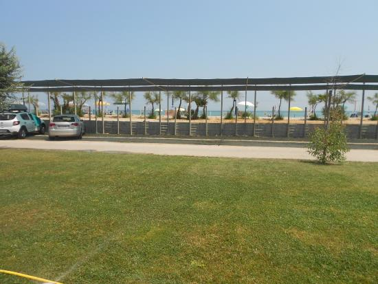 Holiday Family Village: fronte mare