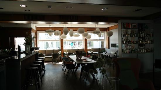 Hotel Eckert: Lobby