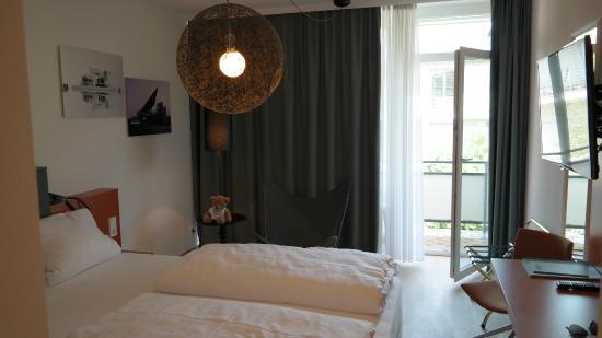 Hotel Eckert: Room