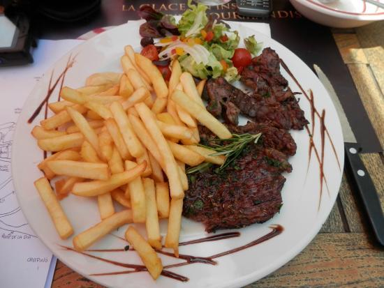 Le Miramonti: Un bon plat