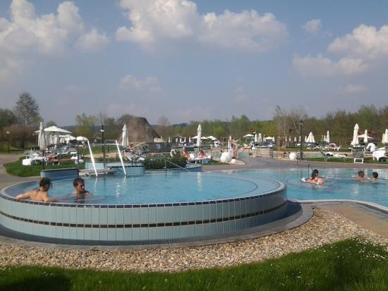 Rogner Bad Blumau: piscine