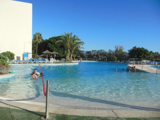 HYB Eurocalas: piscine
