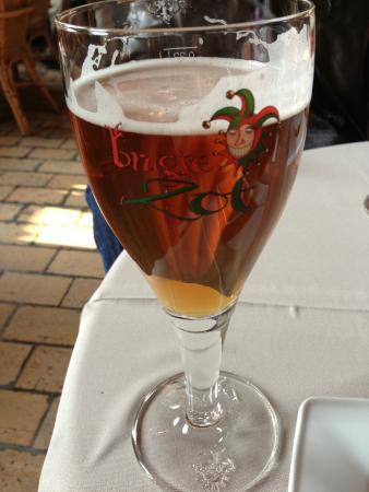 De Halve Maan Brewery: Cerveja