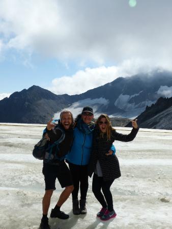 Stubaier Gletscher: Gletscher