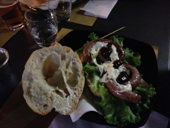 Grill 506 Griglieria Barbecue BBQ: panino