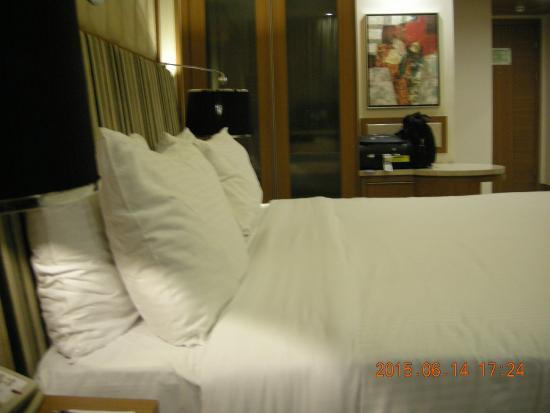 Radisson Blu Hotel Nagpur: Room