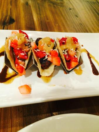 VegeNation: Chocolate Tacos