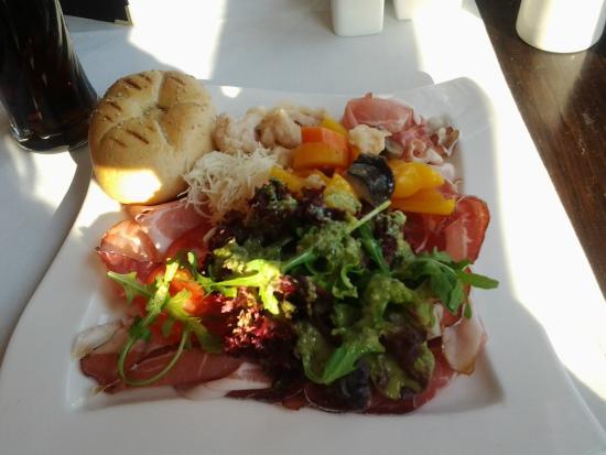 Rogner Bad Blumau: Pasto tipico